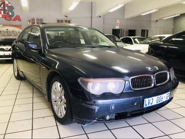 2004 BMW 7 Series 745i e65  Gauteng Springs_0