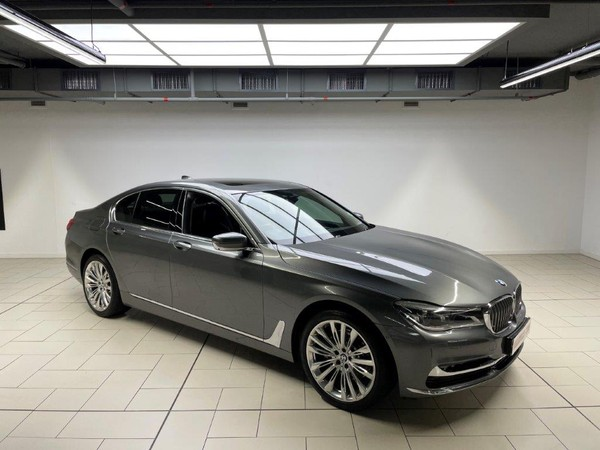 2015 BMW 7 Series 730d Innovation f01  Western Cape Cape Town_0