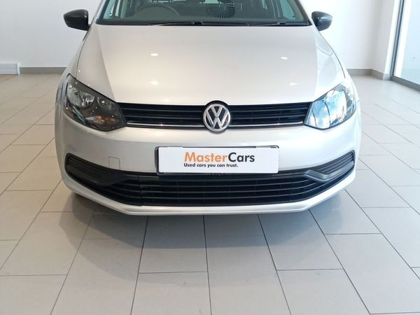 2016 Volkswagen Polo 1.2 TSI Trendline 66KW Limpopo Polokwane_0