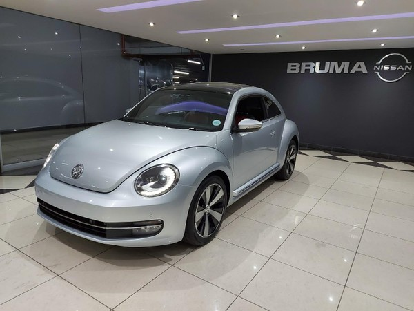 2013 Volkswagen Beetle 1.2 Tsi Design  Gauteng Johannesburg_0