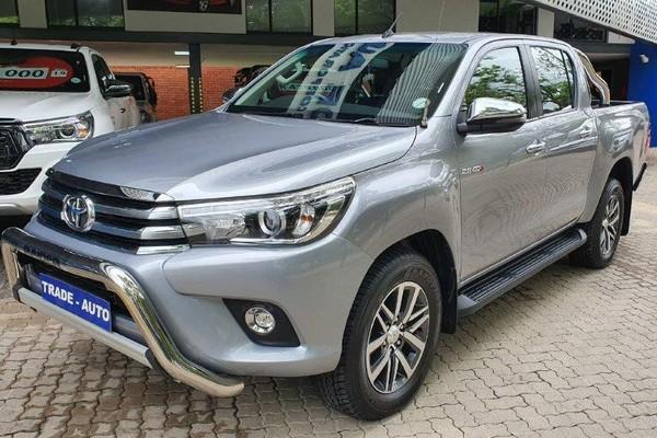 2018 Toyota Hilux 2.8 GD-6 Raider 4x4 Double Cab Bakkie Mpumalanga Nelspruit_0