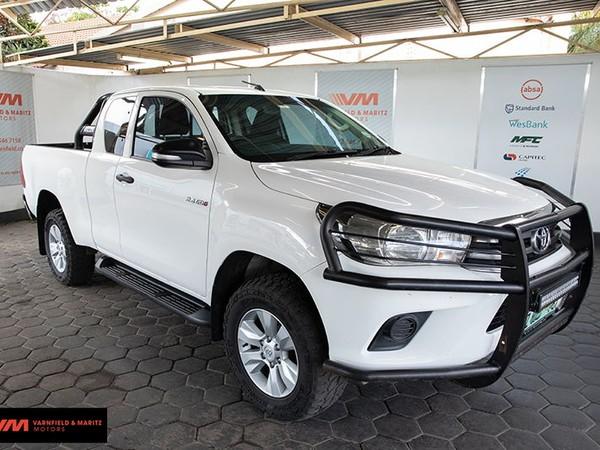 2016 Toyota Hilux 2.4 GD-6 Raised Body SRX Extended Cab Gauteng Pretoria North_0