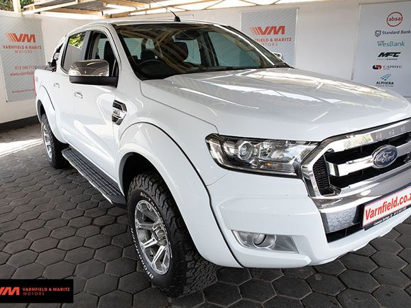 2017 Ford Ranger 3.2TDCi XLT 4X4 Auto Double Cab Bakkie Gauteng Pretoria North_0