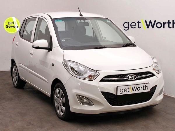 2014 Hyundai i10 1.1 Gls Western Cape Milnerton_0