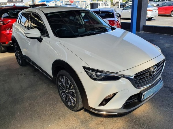 2019 Mazda CX-3 2.0 Individual Auto Gauteng Rosettenville_0