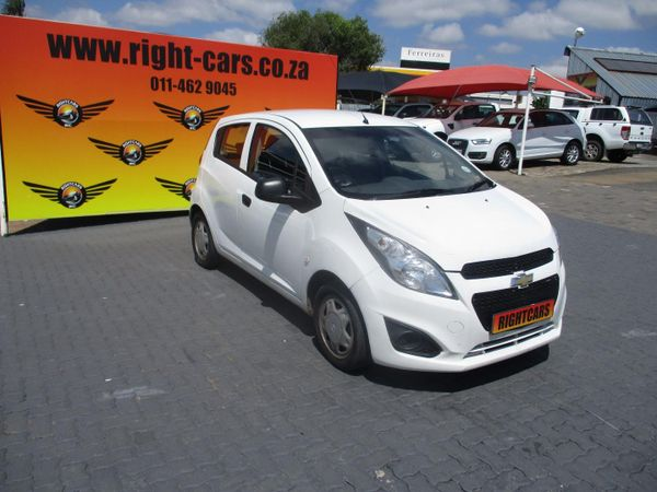 2015 Chevrolet Spark 1.2 Campus 5dr  Gauteng North Riding_0