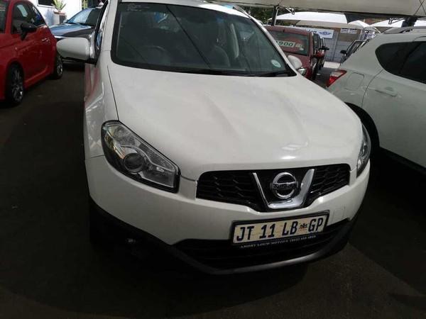 Used Nissan Qashqai 2.0 Acenta Cvt for sale in Gauteng