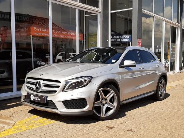 2015 Mercedes-Benz GLA 200 CDI Auto Gauteng Alberton_0