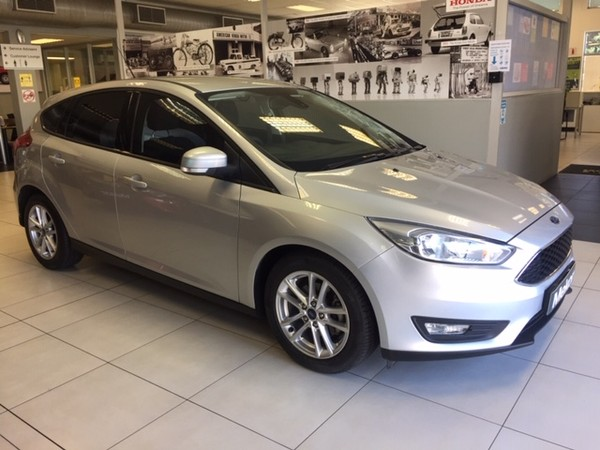 2016 Ford Focus 1.5 Ecoboost Trend Auto 5-Door Western Cape Cape Town_0