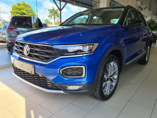 2021 Volkswagen T-Roc 1.4 TSI Design Tiptronic Kwazulu Natal Hillcrest_0
