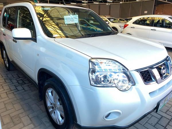 2013 Nissan X-Trail 2.0 4x2 XE Free State Bloemfontein_0