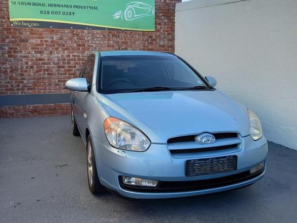2008 Hyundai Accent 1.6 3dr  Western Cape Villiersdorp_0