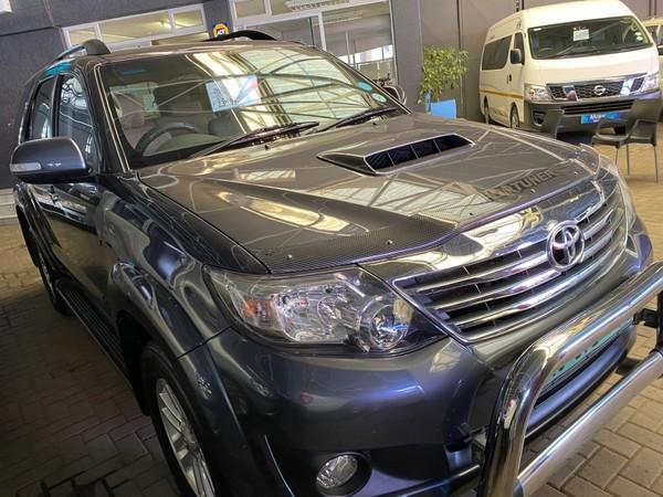 2012 Toyota Fortuner 2.5 D-4D Raised Body Free State Bloemfontein_0