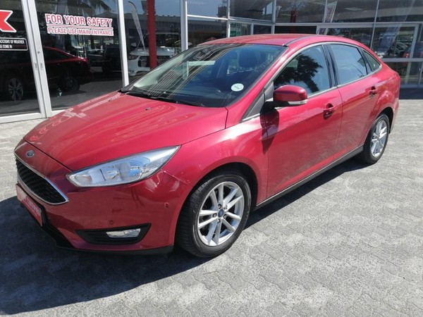 2016 Ford Focus 1.0 Ecoboost Trend Auto Western Cape Cape Town_0