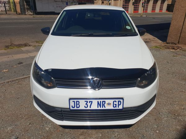 2016 Volkswagen Polo 1.2 TSI Trendline 66KW Gauteng Johannesburg_0