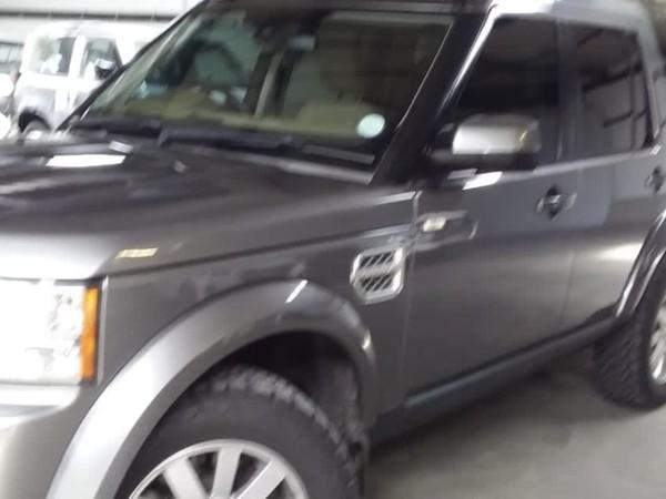 2009 Land Rover Discovery 4 3.0 Tdv6 Hse  Gauteng Pretoria_0