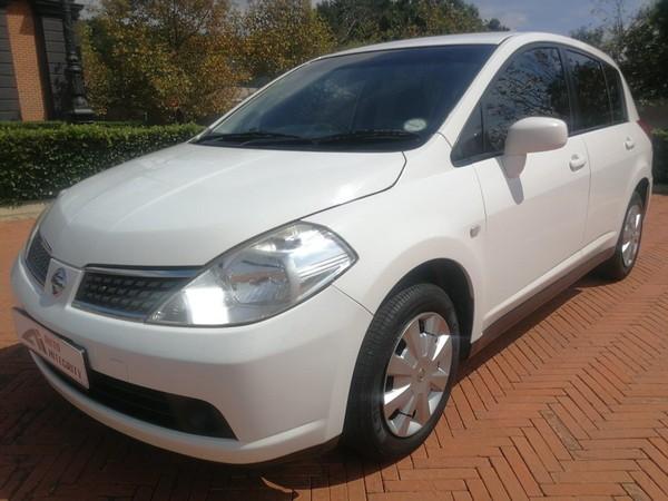 2010 Nissan Tiida 1.6 Visia  MT Hatch Gauteng Pretoria_0