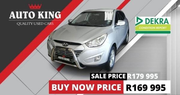 2012 Hyundai ix35 2.0 Gl  Western Cape Cape Town_0