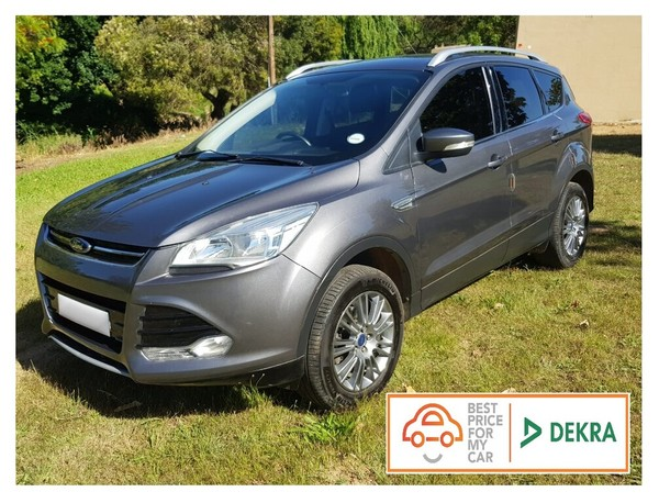 2013 Ford Kuga 1.6 Ecoboost Trend Western Cape Goodwood_0