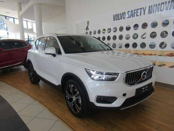 2021 Volvo XC40 D4 Inscription AWD Geartronic Gauteng Johannesburg_0