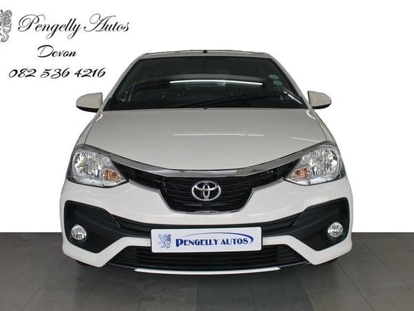 2019 Toyota Etios 1.5 Xs 5dr  Western Cape Tokai_0