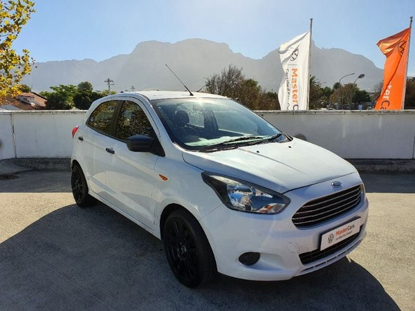 2016 Ford Figo 1.5 Ambiente 5-Door Western Cape Claremont_0
