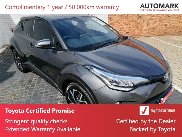 2020 Toyota C-HR 1.2T Plus CVT Gauteng Boksburg_0