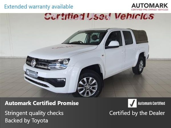 2017 Volkswagen Amarok 2.0TDi C-LINE 103KW Double Cab Bakkie North West Province Klerksdorp_0