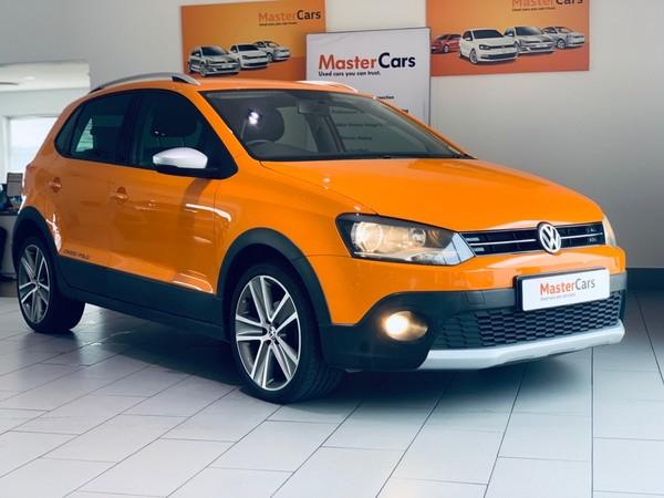 2013 Volkswagen Polo 1.6 Cross 5dr  Gauteng Randburg_0