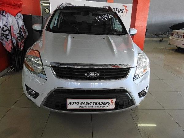 2013 Ford Kuga 2.5t Awd Titanium At  Gauteng Pretoria_0