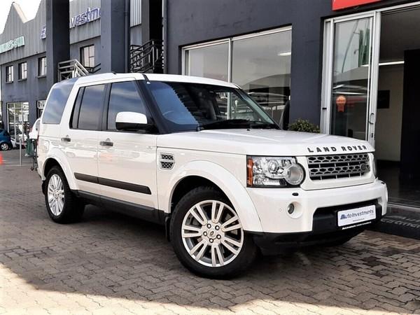 2010 Land Rover Discovery 4 3.0 Tdv6 Hse  Gauteng Centurion_0