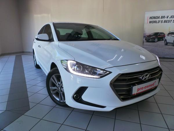 2019 Hyundai Elantra 1.6 Executive Gauteng Pretoria_0