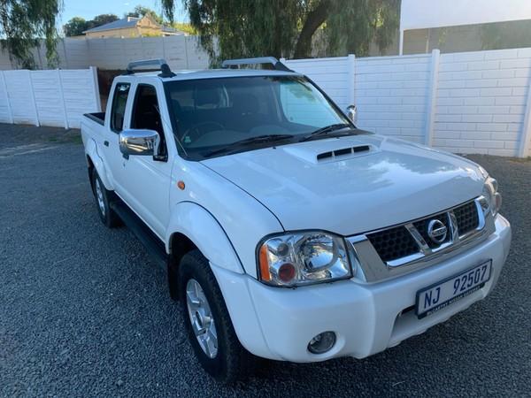 2019 Nissan NP300 2.5 TDi HI-RIDER Double Cab Bakkie Eastern Cape Cradock_0
