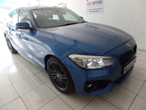 2019 BMW 1 Series 118i M Sport 5-Door Auto Gauteng Johannesburg_0