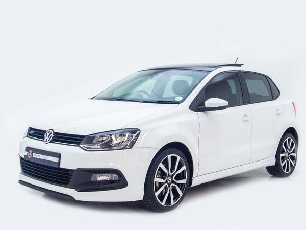 2017 Volkswagen Polo GP 1.0 TSI R-LINE DSG Gauteng Boksburg_0