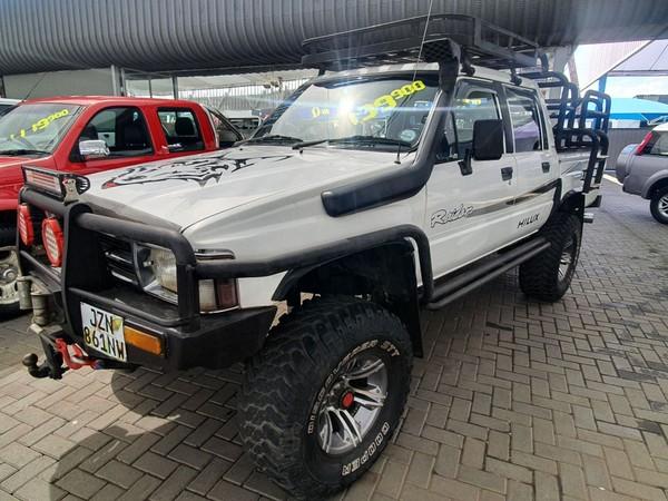 1995 Toyota Hilux 2400 4x4 Raider Pu Sc  Gauteng Vereeniging_0