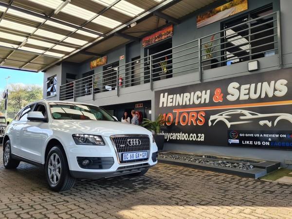 2010 Audi Q5 2.0 Tdi Quattro  Gauteng Pretoria_0