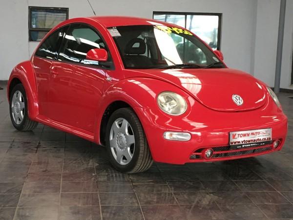 2000 Volkswagen Beetle 2.0 Highline  Gauteng Vereeniging_0