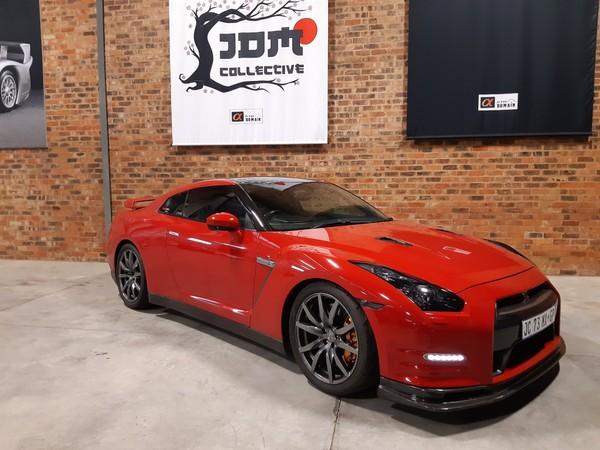 2011 Nissan GT-R Premium  Gauteng Modderfontein_0