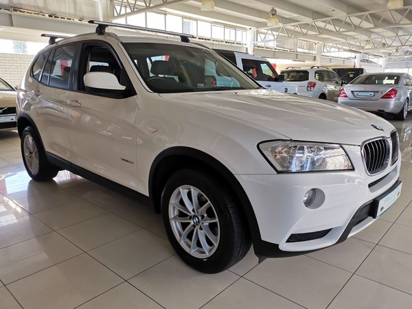 2013 BMW X3 Xdrive20i  At  Western Cape Bellville_0