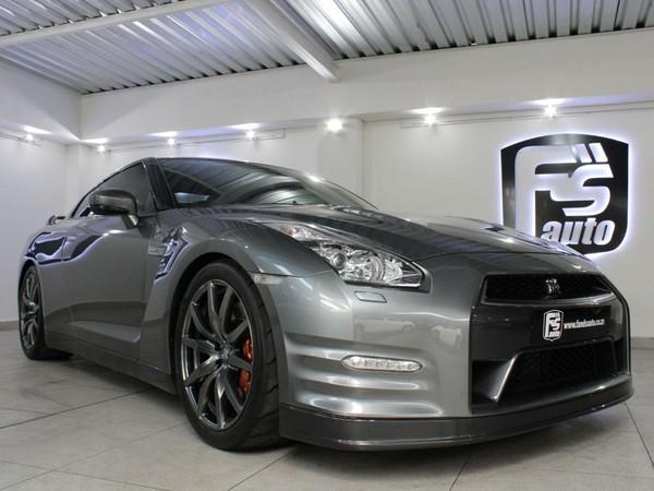 2012 Nissan GT-R Black Edition  Western Cape Cape Town_0