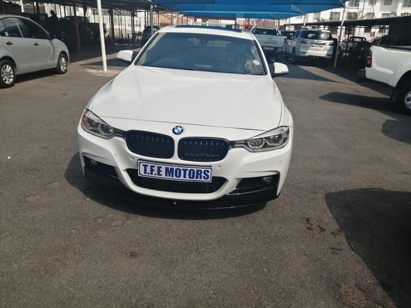 2018 BMW 3 Series 320i M Sport Auto Gauteng Sandton_0