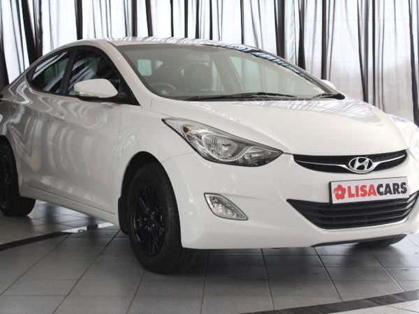 2014 Hyundai Elantra 1.6 Premium Gauteng Kempton Park_0