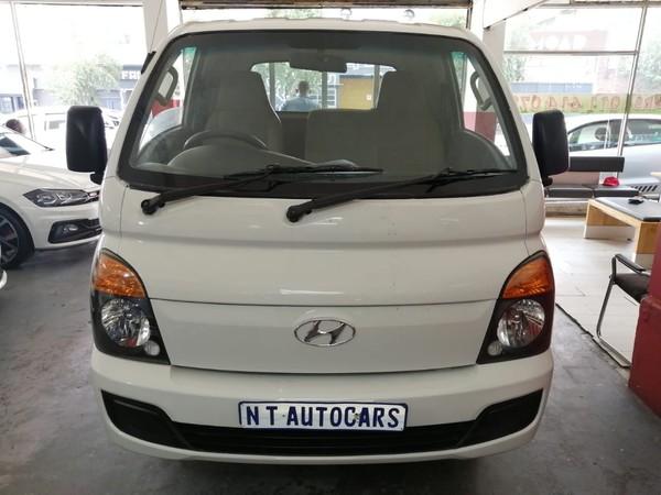 2017 Hyundai H100 Bakkie 2.6d Fc Cc  Gauteng Johannesburg_0