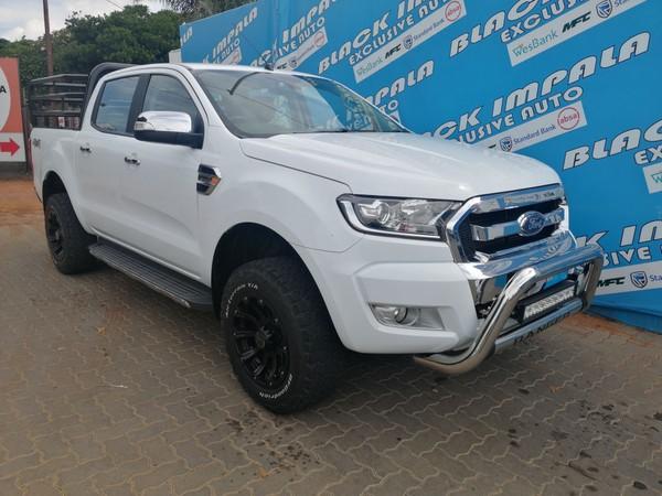 2017 Ford Ranger 3.2 TDCi XLT 4x4 Double-Cab Gauteng Pretoria North_0