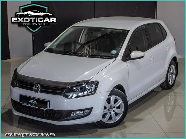 2010 Volkswagen Polo 1.6 Comfortline 5dr  Gauteng Benoni_0