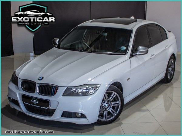2011 BMW 3 Series 320d Sport At e90  Gauteng Benoni_0