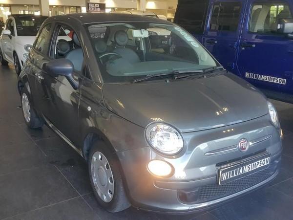 2015 Fiat 500 1.2 Lounge  Western Cape Cape Town_0