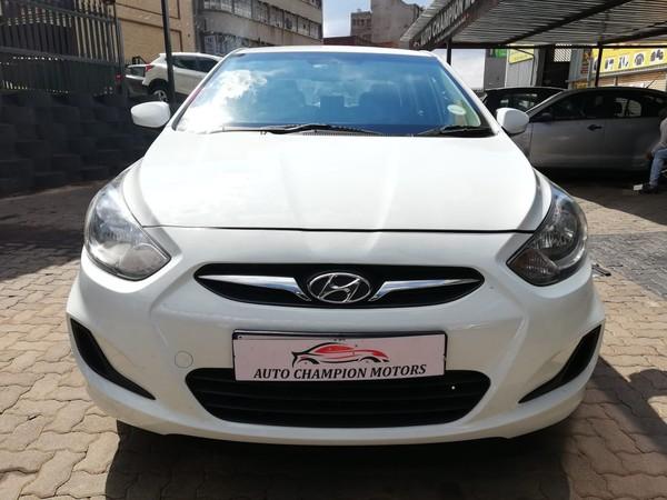 2012 Hyundai Accent 1.6 Gls  Gauteng Johannesburg_0
