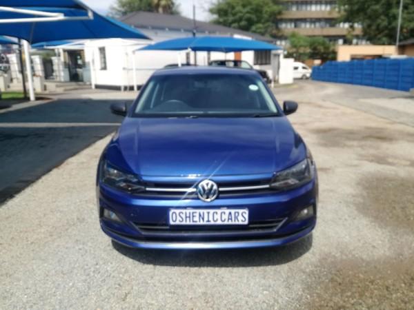 2018 Volkswagen Polo 1.0 TSI Trendline Gauteng Kempton Park_0